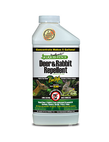 Liquid Fence Repellent Concentrate 40 oz