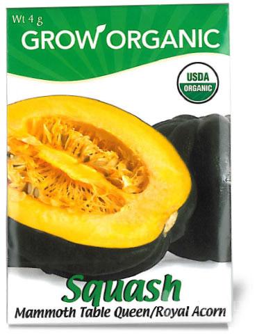 Organic Royal Acorn Squash