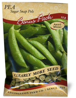 Pea Sugar Snap - 75520