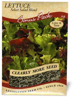 Lettuce Select Salad Blend