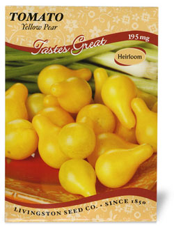 Tomato Yellow Pear