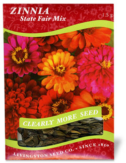Zinnia State Fair Mix - 75618
